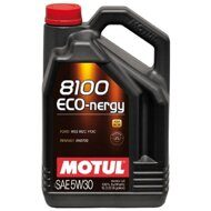 MOTUL  5/30 син. 8100 Eco-Nergy A5/B5 масло моторное 5л. 33984