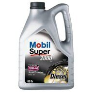 MOBIL 10/40 п/син. Super 2000 X1 Diesel масло моторное 4л. 152626
